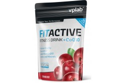 VpLab FitActive 500g cran/Q10, Изотоники - в интернет магазине спортивных товаров Tri-sport!