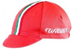 Castelli Wilier 110 Anniversary / Шапочка летняя красная, Кепки, шапки, подшлемники - в интернет магазине спортивных товаров Tri-sport!