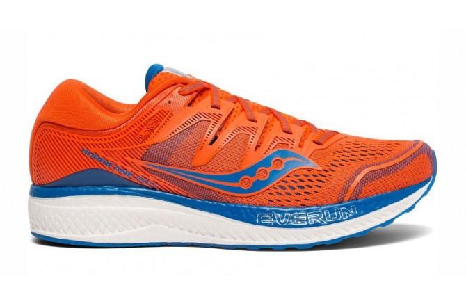 Saucony Hurricane Iso 5 / Мужские кроссовки, Тренировочные - в интернет магазине спортивных товаров Tri-sport!