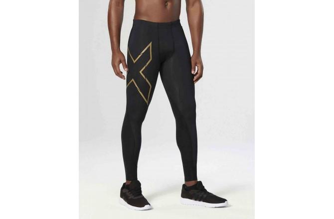 2XU MCS THERMAL COMPRESSION TIGHT\ Компрессионное термобелье мужское, Футболки и кофты - в интернет магазине спортивных товаров Tri-sport!