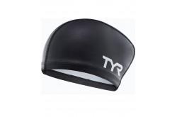 TYR LONG HAIR SILICONE COMFORT SWIM CAP / Шапочка плавательная комфортная для длинных волос женская,  в интернет магазине спортивных товаров Tri-sport!