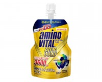 AJINOMOTO aminoVital Gold Яблоко / Желе (135g)