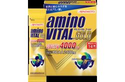 AJINOMOTO aminoVital Gold Грейпфрут / 1 пакетик, Гели - в интернет магазине спортивных товаров Tri-sport!
