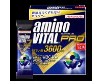 AJINOMOTO aminoVital Pro Лимон /  BCAA (63g*14pcs)