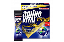 AJINOMOTO aminoVital Pro Лимон /  BCAA (63g*1pcs), Гели - в интернет магазине спортивных товаров Tri-sport!