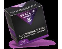 WOLFSPORT L-Карнитин 4500+ Q10 - Малина (1 амп.)