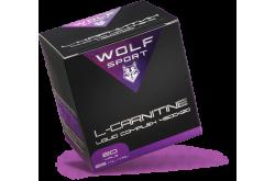 WOLFSPORT L-Карнитин 4500+ Q10 - Малина (1 амп.), Питание - в интернет магазине спортивных товаров Tri-sport!