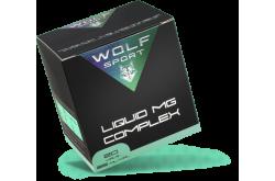 WOLFSPORT LIQUID MG COMPLEX / Магний-содержащий комплекс ананас (1 амп), Питание - в интернет магазине спортивных товаров Tri-sport!