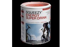 Squeezy Energy Super Drink 400g / Изотоник с кофеином и электролитами,  в интернет магазине спортивных товаров Tri-sport!