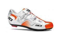 SIDI KAOS / Велотуфли белый/оранж.флюоресц., Для шоссе - в интернет магазине спортивных товаров Tri-sport!