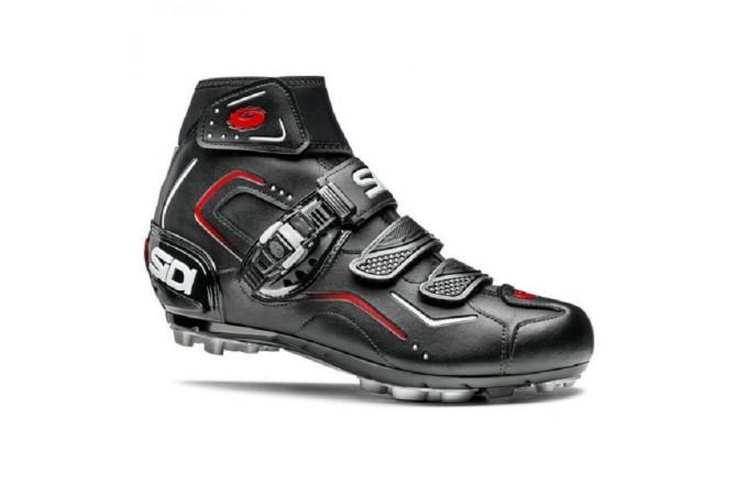 SIDI MTB BREEZE RAIN / Велотуфли черный/черный, Велообувь МТВ - в интернет магазине спортивных товаров Tri-sport!