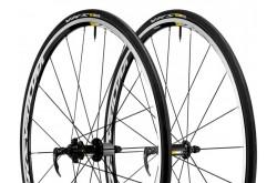 Колеса Mavic Ksyrium Equipe S'14 черн. ED11 пара, Для шоссе и трэка - в интернет магазине спортивных товаров Tri-sport!