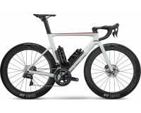 BMC Timemachine 01 ROAD THREE Ultegra Di2 White/Black/Red 2019 / Велосипед шоссейный