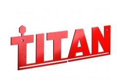 Titan /Держатель для медалей, Медаллеры - в интернет магазине спортивных товаров Tri-sport!