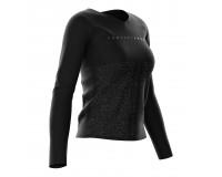 COMPRESSPORT TRAINING TSHIRT W - BLACK EDITION / Тренировочная футболка женская