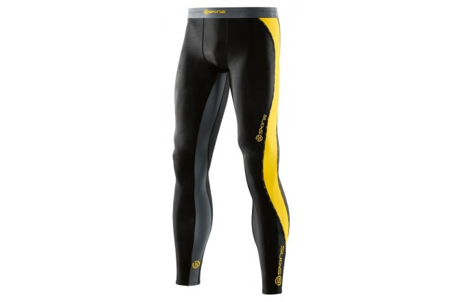 Тайтсы длинные мужские Skins DNAmic Mens Long Tights, Тайтсы - в интернет магазине спортивных товаров Tri-sport!