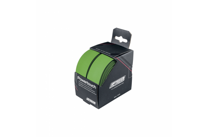 FSA HB Tape POWERTOUCH green w/sticker H276 V17 / Обмотка руля @, Рули/Рога - в интернет магазине спортивных товаров Tri-sport!