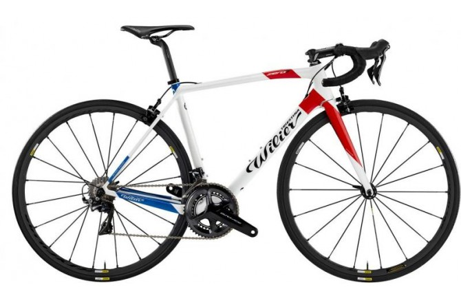 Велосипед Шоссейный Wilier Zero 7'18 Dura Ace RS21, Шоссейные - в интернет магазине спортивных товаров Tri-sport!