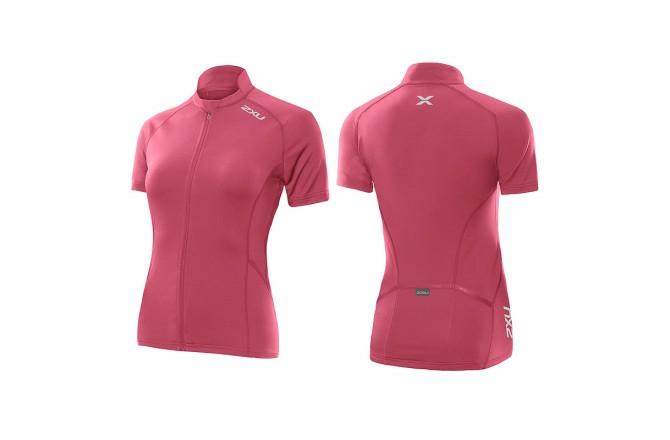 2XU Womens Thermo Short Sleeve Jersey / Женская компресионная футболка, Компрессионные футболки - в интернет магазине спортивных товаров Tri-sport!