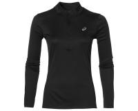 Asics Ls 1 / 2 Zip Top (W)/Рубашка Беговая Женская