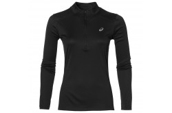 Asics Ls 1 / 2 Zip Top (W)/Рубашка Беговая Женская, Футболки и кофты - в интернет магазине спортивных товаров Tri-sport!