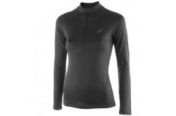 Asics Ess Winter 1 / 2 Zip (W)/Рубашка Беговая Женская, Черная,  в интернет магазине спортивных товаров Tri-sport!