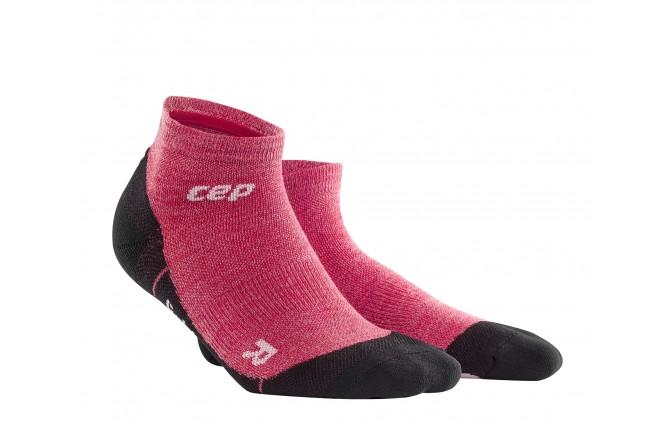CEP Outdoor Light Merino Low-Cut Socks / Женские компрессионные носки, тонкие, с шерстью мериноса, Носки - в интернет магазине спортивных товаров Tri-sport!