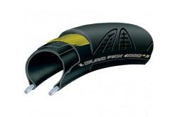 Покрышка Road Continental Grand Prix 4000sII, 700x23C, кев., цв. black-black, 205гр., Покрышки и камеры - в интернет магазине спортивных товаров Tri-sport!