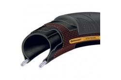 Покрышка Road Continental Grand Prix 4-Season, 700x23C, кев., цв. black-black, 230гр.,  в интернет магазине спортивных товаров Tri-sport!