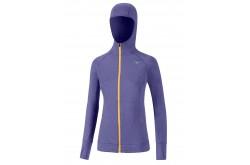 Mizuno Active Hoody W / Толстовка на молнии женская, Куртки, ветровки, жилеты - в интернет магазине спортивных товаров Tri-sport!