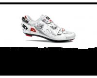 Велотуфли SIDI ERGO 4 CARBON белый/белый лакированный