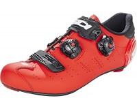 Велотуфли SIDI ERGO 5 MATT Carbon красный/черный