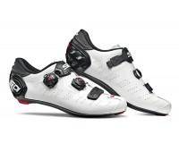 Велотуфли SIDI ERGO 5 MEGA Carbon белый/черный