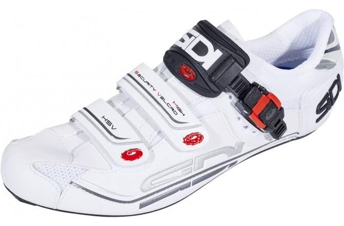 Велотуфли SIDI GENIUS 7 белый/белый, Для шоссе - в интернет магазине спортивных товаров Tri-sport!