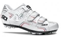 SIDI MTB BUVEL / Велотуфли белый/белый, Велообувь МТВ - в интернет магазине спортивных товаров Tri-sport!