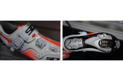 SIDI MTB CAPE / Велотуфли белый/оранж флюоресц, Для МТБ - в интернет магазине спортивных товаров Tri-sport!