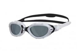 Zoggs Predator Flex Polarized Ultra (черный/белый), Очки для открытой воды и тренировок - в интернет магазине спортивных товаров Tri-sport!