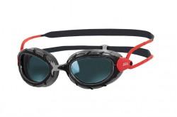 Zoggs Predator Smoke Polarized (черный/красный), Очки для открытой воды и тренировок - в интернет магазине спортивных товаров Tri-sport!