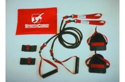 StrechCordz Modular Set красный нагрузка 5.4 - 14.1 кг, Тренажеры - в интернет магазине спортивных товаров Tri-sport!