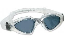 Aqua Sphere Kayenne (серебристая рамка, темные линзы.) / Очки для плавания, Очки - в интернет магазине спортивных товаров Tri-sport!