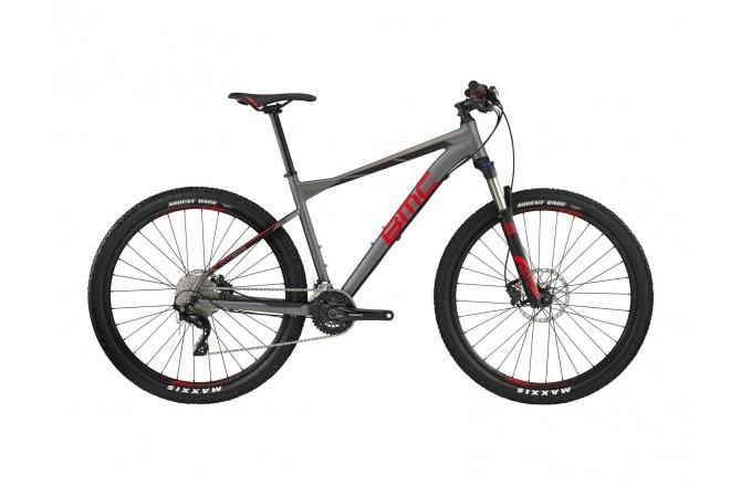 BMC MTB Sportelite ONE grey/red/black 2018 / Велосипед MTB, Горные - в интернет магазине спортивных товаров Tri-sport!