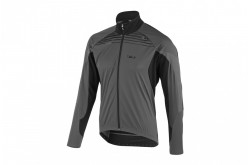 Louis Garneau GLAZE RTR JACKET BLACK/GRAY / Куртка мужская