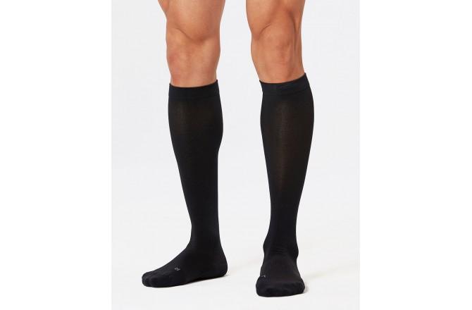 2XU Men's COMPRESSION PERFORMANCE RUN SOCK / Мужские Компрессионные высокоэффективн. гольфы для бега, Компрессионные гольфы, гетры и носки - в интернет магазине спортивных товаров Tri-sport!