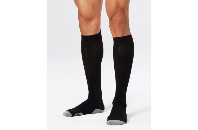 2XU Compression Sock for Recovery / Мужские компрессионные гольфы для восстановления, Гольфы - в интернет магазине спортивных товаров Tri-sport!