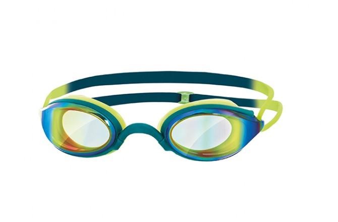 Zoggs Fusion Air Gold Mirror / Очки для плавания@, Очки для открытой воды и тренировок - в интернет магазине спортивных товаров Tri-sport!