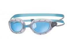 Zoggs Predator (серый/синий) / Очки для плавания