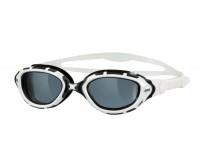 Zoggs Predator Flex (белый/черный) / Очки для плавания
