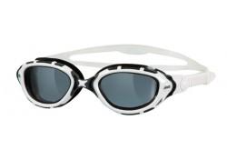 Zoggs Predator Flex (белый/черный) / Очки для плавания, Очки для открытой воды и тренировок - в интернет магазине спортивных товаров Tri-sport!