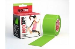 Rocktape 5x5 см Лаймово-зеленый / Кинезиологический тейп, Медицина - в интернет магазине спортивных товаров Tri-sport!