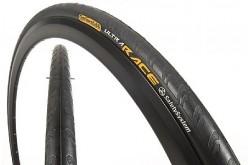 Покрышка Road Continental Ultra Race, 700x23C, кев., цв. black-black, 220гр.,  в интернет магазине спортивных товаров Tri-sport!